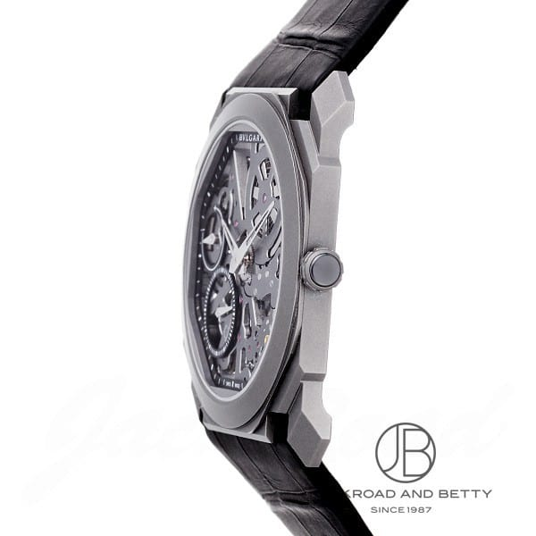 ブルガリ BVLGARI オクト フィニッシモ スケルトン BGO40TLXTSK 【新品】 時計 メンズ