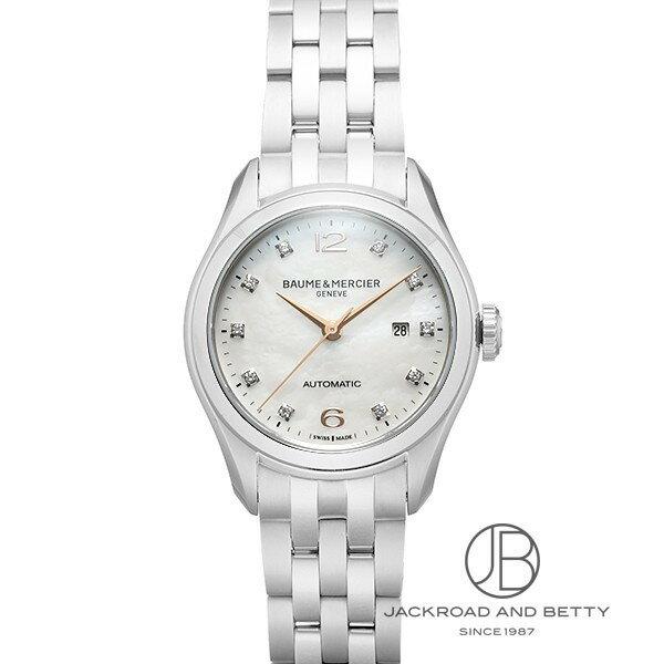 ボーム&メルシェ BAUME&MERCIER クリフトン M0A10151 【新品】 時計 レディース