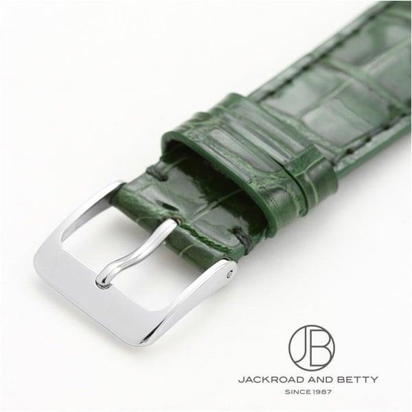 ジャックロード Jackroad ジャックロード・クロコダイル革ベルト 20mm jg008 【新品】 その他