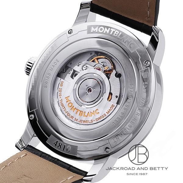 モンブラン MONTBLANC 4810 デュアルタイム オートマティック 114857 【新品】 時計 メンズ