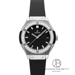 Hublot HUBLOT Classic Fusion 581.NX.1171.RX.1104 New Watch Ladies