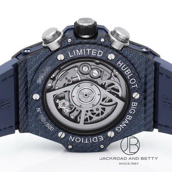 ウブロ HUBLOT ビッグバン ウニコ イタリア インデペンデント ブルー リミテッド 411.YL.5190.NR.ITI15 【新品】 時計 メンズ