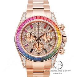 ロレックスROLEXコスモグラフデイトナレインボー116595RBOW【新品】時計メンズ