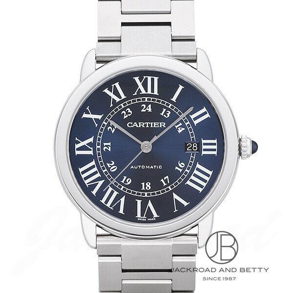 カルティエ CARTIER ロンドソロ ドゥ カルティエ WSRN0023 【新品】 時計 メンズ
