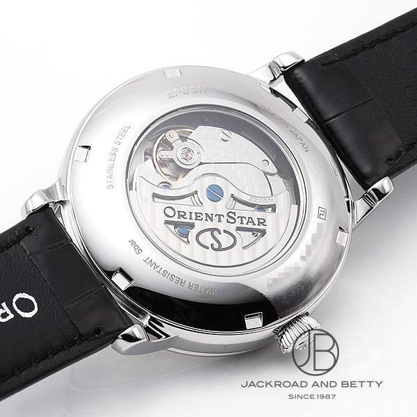 オリエント ORIENT オリエントスター メカニカル ムーンフェイズ RK-AM0001S 【新品】 時計 メンズ