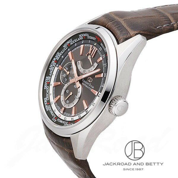 オリエント ORIENT オリエントスター パワーリザーブ WZ0091JC 新品 時計 メンズ