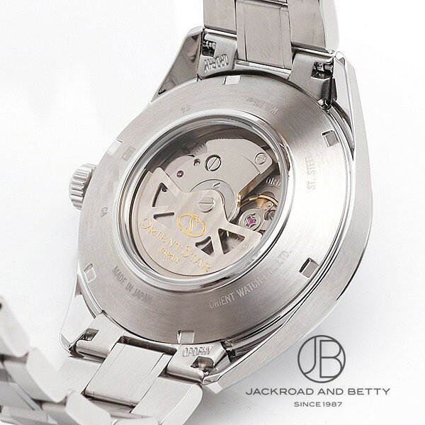 オリエント ORIENT オリエントスター パワーリザーブ WZ0071JC 【新品】 時計 メンズ