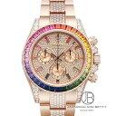 ジャックロード 【腕時計専門店】で買える「ロレックス ROLEX コスモグラフ デイトナ レインボー 116595RBOW 新品 時計 メンズ」の画像です。価格は41,616,000円になります。