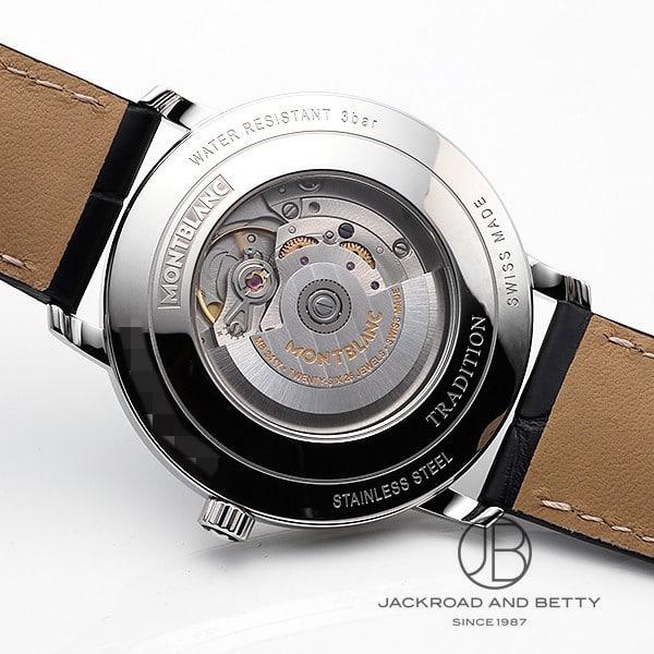 モンブラン MONTBLANC トラディション オートマティック デイト 117829 新品 時計 メンズ