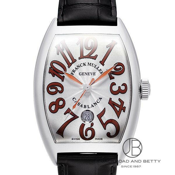 フランク・ミュラーFRANCKMULLERカサブランカデイト8880CASADT新品時計メンズ