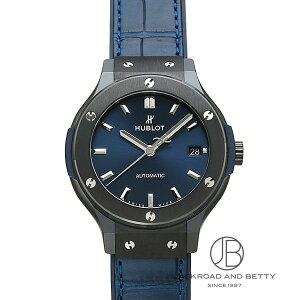 恒宝HUBLOT Classic Fusion Ceramic Blue 565.CM.7170.LR New Watch Unisex
