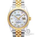 ロレックス ROLEX デイトジャスト36 126233NG 新品 時計 メンズ