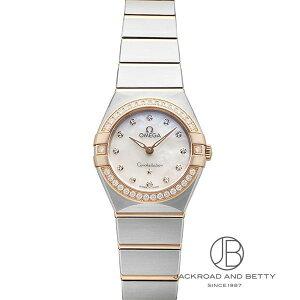 欧米茄OMEGA Constellation Manhattan Blush Quartz 131.25.25.60.55.001 New Watch Ladies