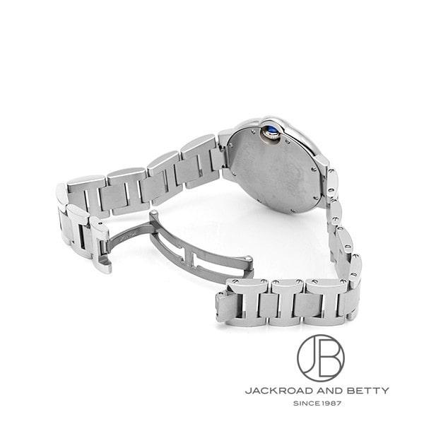 カルティエ CARTIER バロンブルー 33mm W6920084 新品 時計 レディース