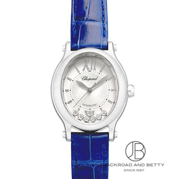 ショパールCHOPARDハッピースポーツオーバル278602-3001新品時計レディース