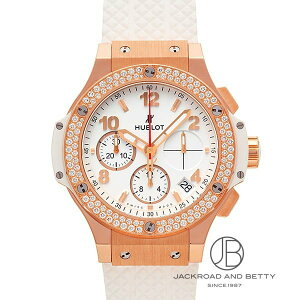 ウブロ HUBLOT ビッグバン ポルトチェルボ ダイヤモンド 341.PE.230.RW.114 新品 時計 男女兼用