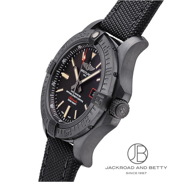 ブライトリング BREITLING アベンジャー ブラックバード44 V171B74MMA 【新品】 時計 メンズ