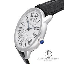 カルティエCartierロンドソロXL/Ref.W6701010【新品】【時計】【腕時計】【メンズ】【送料無料】