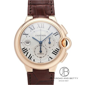 カルティエ CARTIER バロンブルー クロノグラフ W6920009 【新品】 時計 メンズ