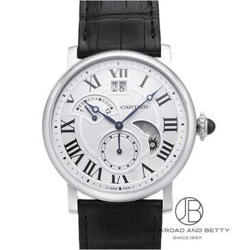 カルティエ CARTIER ロトンド グランドデイト レトログラード W1556368 新品 時計 メンズ