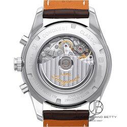 ロンジンコンクエストクラシッククロノグラフ/Ref.L2.798.4.72.3【新品】【腕時計】【メンズ】【送料無料】