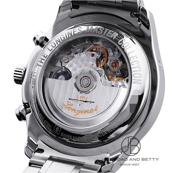 ロンジン LONGINES マスターコレクション クロノグラフ L2.759.4.78.6 新品 時計 メンズ