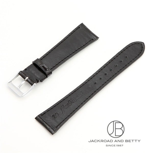 ジャックロード Jackroad ジャックロード・クロコダイル革ベルト 18mm jg001 【新品】 その他