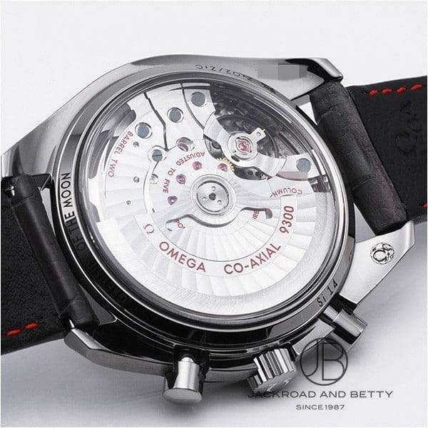 オメガ OMEGA スピードマスター ムーンウォッチ グレーサイド・ オブ・ムーン 311.93.44.51.99.001 【新品】 時計 メンズ