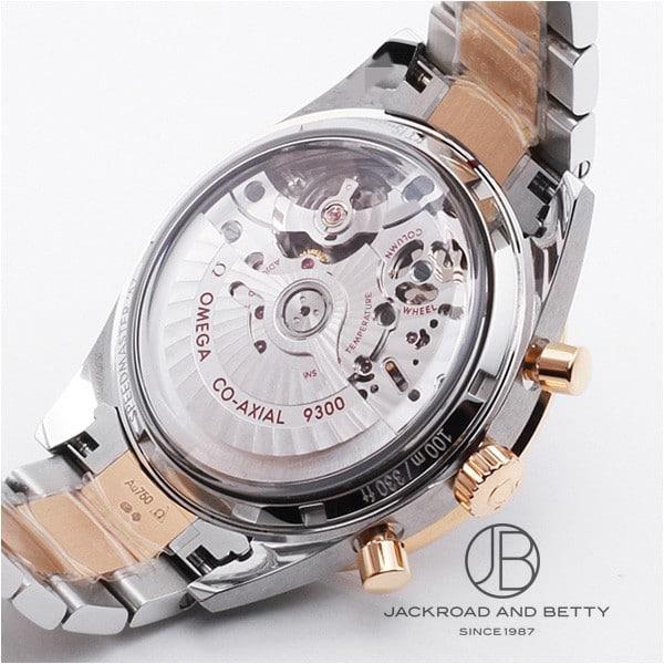 オメガ OMEGA スピードマスター 57 クロノグラフ 331.20.42.51.01.002 【新品】 時計 メンズ