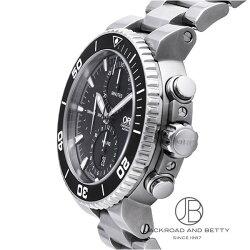 オリスアクイスクロノグラフ/Ref.77476554154M【新品】【腕時計】【メンズ】【送料無料】