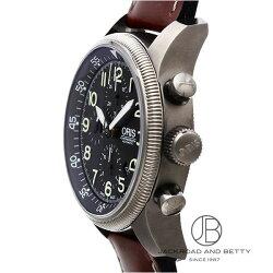 オリスビッグクラウンタイマークロノグラフ/Ref.67576484234F【新品】【腕時計】【メンズ】【送料無料】