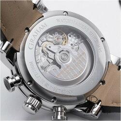 グラハムシルバーストーンヴィンテージ30クロノグラフ/Ref.2BLFS.B36A【新品】【腕時計】【メンズ】【送料無料】