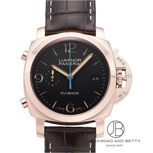 パネライ PANERAI ルミノール 1950 3デイズ クロノ フライバック オロロッソ PAM00525 【新品】 時計 メンズ