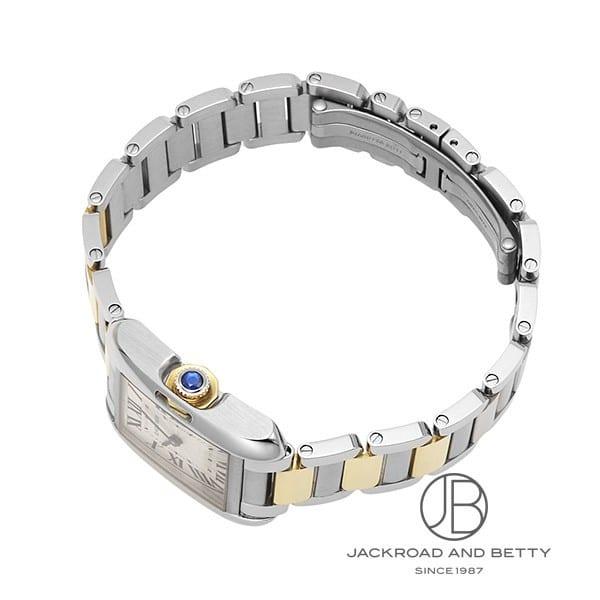 カルティエ CARTIER タンクアングレーズ W5310046 【新品】 時計 レディース