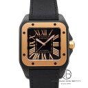 カルティエ CARTIER サントス100 カーボン W2020009 新品 時計 メンズ