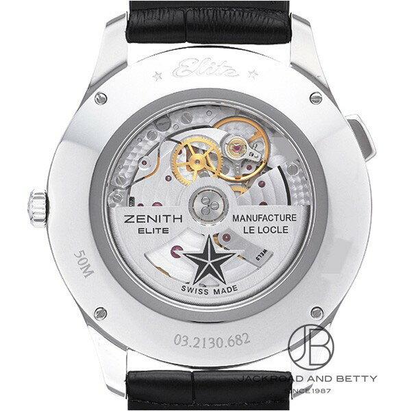 ゼニス ZENITH キャプテン デュアルタイム 03.2130.682/22.C493 新品 時計 メンズ