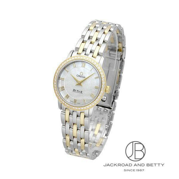 68d38dd3b22 27mm Womens Watch 413.25.27.60.05.001 女性用 Omega 腕時計 オメガ クォーツ De Ville  Quartz レディス