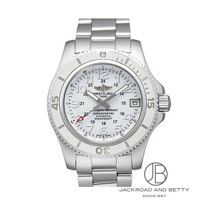 Breitling BREITLING Super Ocean 2 36 A162A75PSS New Watch Ladies