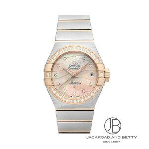 欧米茄OMEGA Constellation Blush Co-Axial 123.25.27.20.57.003 New Watch Ladies