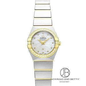 Omega OMEGA Constellation Blush Quartz 123.25.24.60.55.011 New Watch Ladies