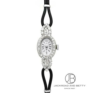 Hamilton HAMILTON Diamond Watch Antique Watch Femme