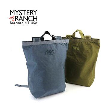 ミステリーランチ(MYSTERY RANCH)リップストップナイロン 2WAY デイパック リュック トートバッグ ブーティバッグ BOOTY BAG RIPSTOP・19761131-3661801【メンズ】【レディース】