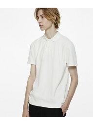 JAKE POLO SATURDAYS NYC サタデーズ ニューヨークシティ カットソー ポロシャツ ホワイト ネイビー【送料無料】[Rakuten Fashion]