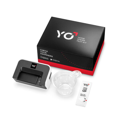 YO家庭用精子計測キット(iPhone7/8用)