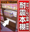 本棚 書棚 奥行き17センチ 天井つっぱり書棚 愛書家 専用 下段本体用棚板 (取り付け用シャフト付属します) 【RCP】【10P03Dec16】