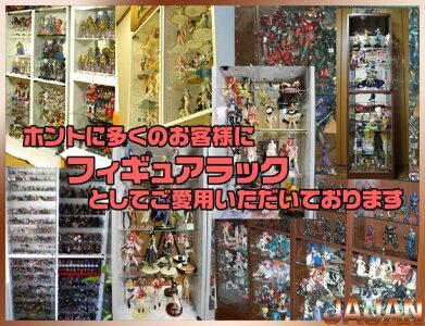 フィギュアラック・コレクションケース・コレクションラック・コレクションボード・ショーケース・ディスプレイラック・フィギュアケースと色んな呼び名がありますな