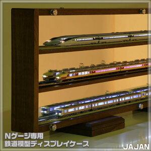 鉄道模型展示ショーケースNゲージ専用サイズのアクリルケース