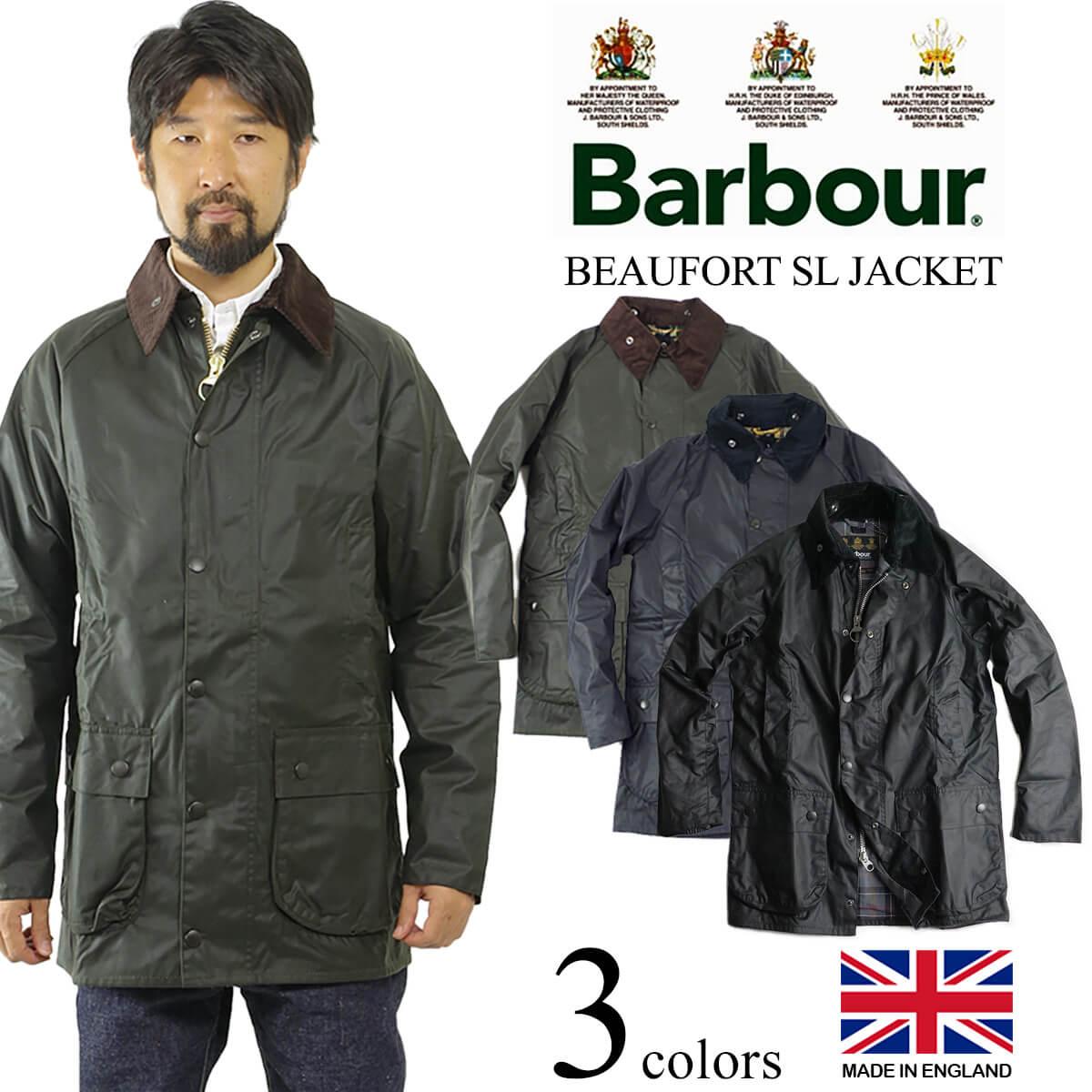 メンズファッション, コート・ジャケット  Barbour SL (BEAUFORT