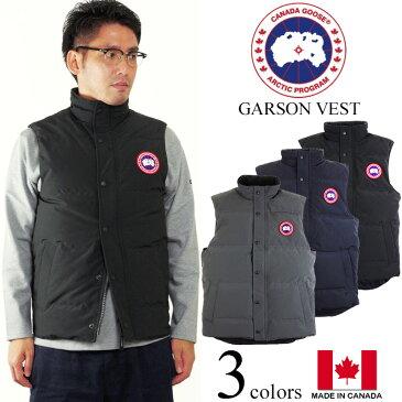カナダグース CANADA GOOSE ギャルソンベスト (GARSON VEST ダウンベスト メンズ)
