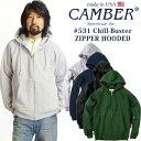 キャンバー CAMBER 531 チルバスター ジップフード BIG ...